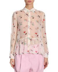 Emporio Armani - Shirt Women - Lyst