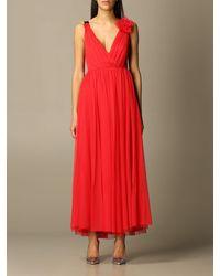 Anna Molinari Dress - Red