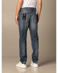 Emporio Armani Jeans - Bleu