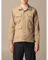 Eleventy Jacket - Natural
