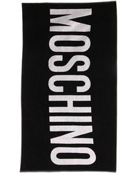 Boutique Moschino - Beach Towel Women - Lyst