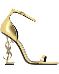 Saint Laurent - Heeled Sandals Women - Lyst