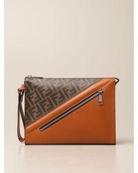Fendi Briefcase - Multicolor