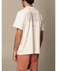 Throwback. Camiseta - Blanco