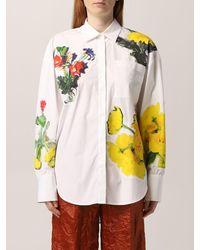 MSGM Camisa - Multicolor