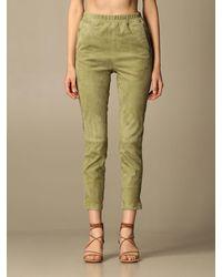 Arma Trousers - Green