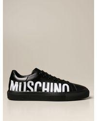 Moschino Trainers - Black
