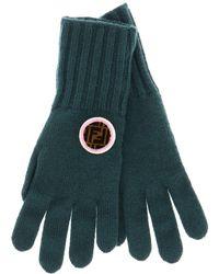 Fendi - Gloves Women - Lyst