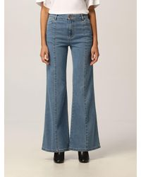 See By Chloé Jeans see by chloÉ donna colore - Blu