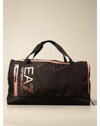 EA7 Travel Bag - Black