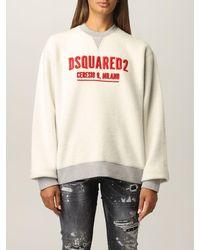 DSquared² Sweat-Shirt - Multicolore