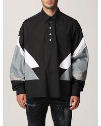 Facetasm Polo Shirt - Black