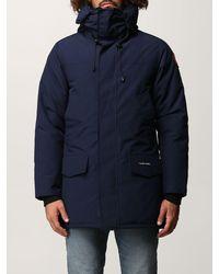 Canada Goose Coat - Blue