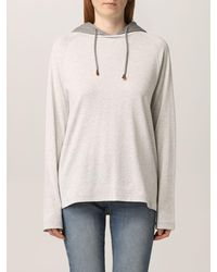 Eleventy Pullover - Grau