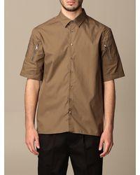 Neil Barrett Camisa - Multicolor