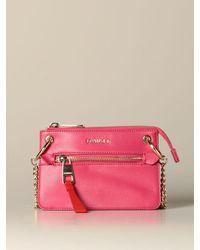 Twin Set Mini Bag - Pink