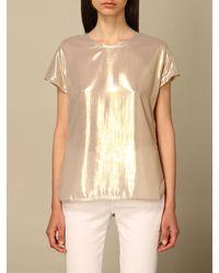 Pinko T-shirt - Natural