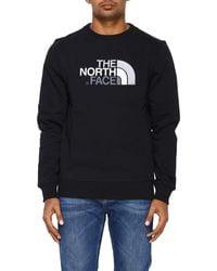 The North Face - Drew Peak Crew Neck Sweatshirt - Lyst