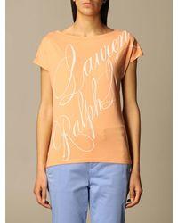 Lauren by Ralph Lauren Top - Orange