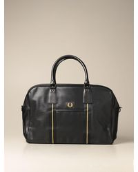 Fred Perry Travel Bag - Black