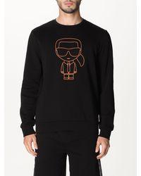 Karl Lagerfeld Sweatshirt - Black