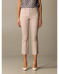 Max Mara Trousers - Pink