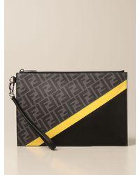 Fendi Briefcase - Multicolour