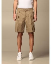 Low Brand Short - Grey