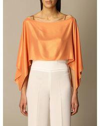 Hanita Top - Orange
