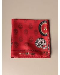 McQ Scarf - Red