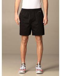 Low Brand Short - Black