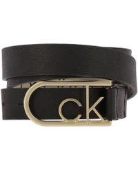 Calvin Klein - Belt Women - Lyst