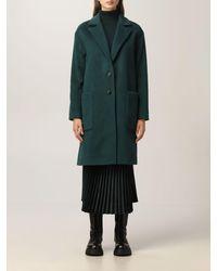 Twin Set Abrigo - Verde