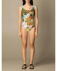 Moschino Swimsuit - Multicolor