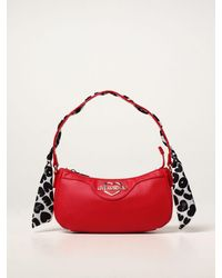 Love Moschino Shoulder Bag - Red