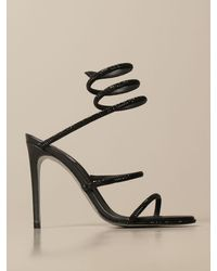 Rene Caovilla Heeled Sandals - Multicolour