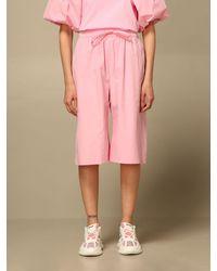 MSGM Pantalones cortos - Azul