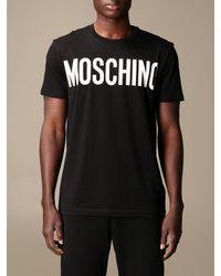 Moschino T-shirt - Schwarz