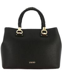 Liu Jo Women's Crossbody Bags - Black