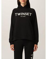 Twin Set Sweat-shirt - Noir