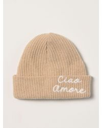 Giada Benincasa Cappello a berretto - Neutro