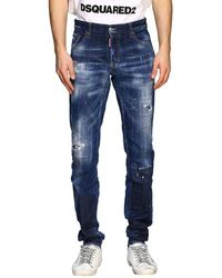 DSquared² Men's Jeans - Blue