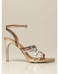 Kurt Geiger Heeled Sandals - Metallic