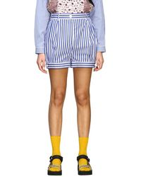 Prada Women's Pants - Blue