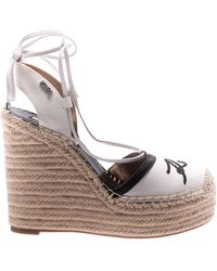 Karl Lagerfeld   Wedge Shoes Shoes Women   Lyst