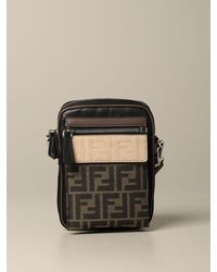 Fendi Shoulder Bag - Black