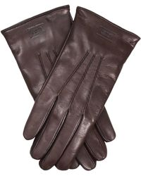 Armani - Gloves Men - Lyst