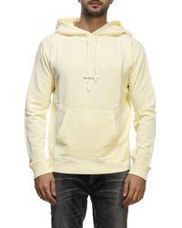 Saint Laurent Men's Sweater - Yellow