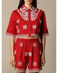 RED Valentino Shirt - Red