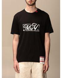Maison Mihara Yasuhiro T-shirt - Black